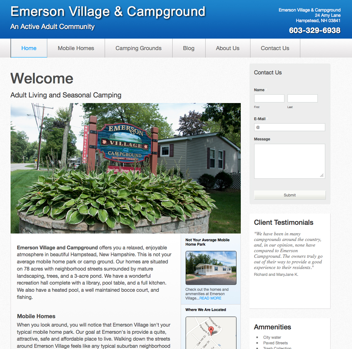 emersoncampground