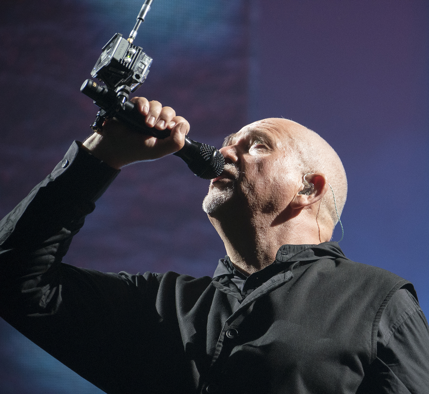 Peter Gabriel at DCU Center in Worcester, Massachusetts July 2, 2016