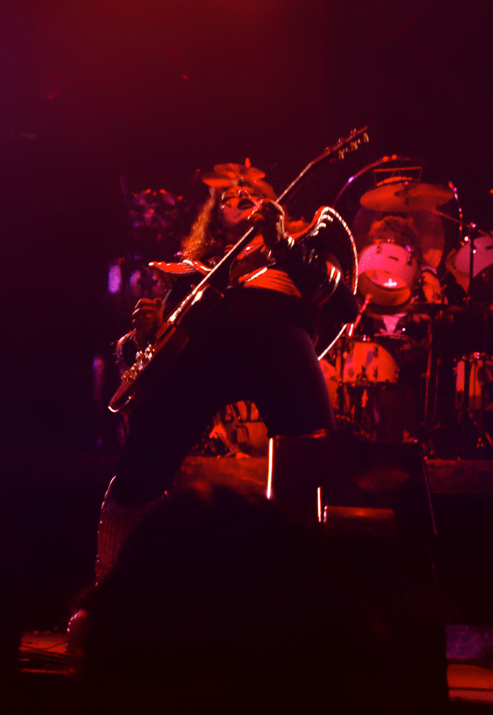 Ace Frehley at Madison Square Garden February 18, 1977