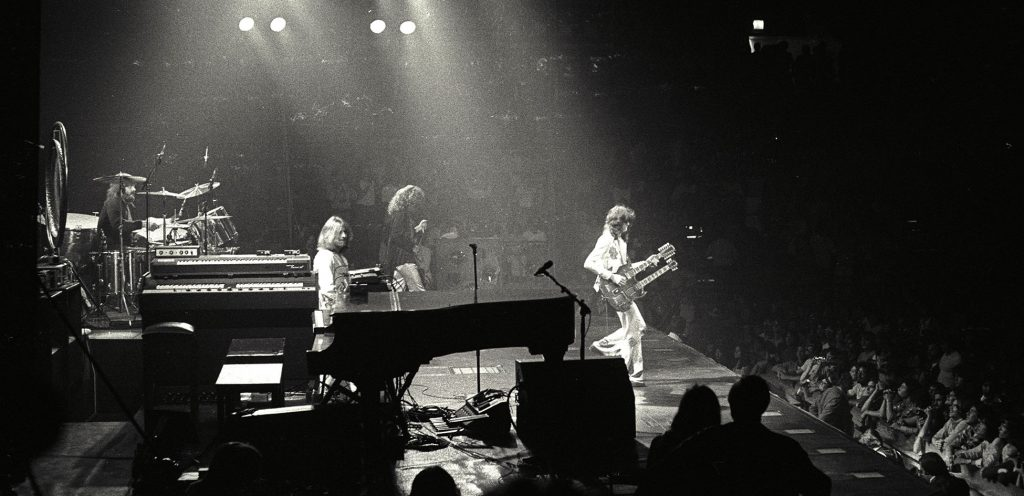 Led zeppelin revisited their 40th year anniversary at madison square garden for Led zeppelin madison square garden