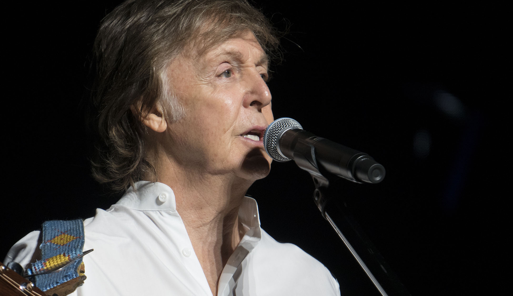Paul McCartney at the Barclays Center, Brooklyn, NY 9-19-17
