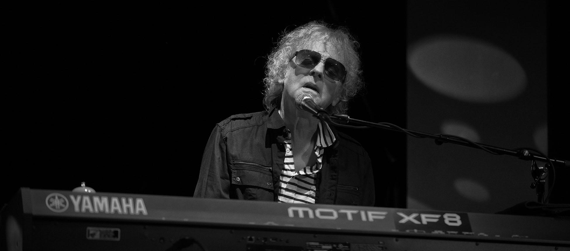 Ian Hunter at Tupelo Music Hall, November 25, 2017