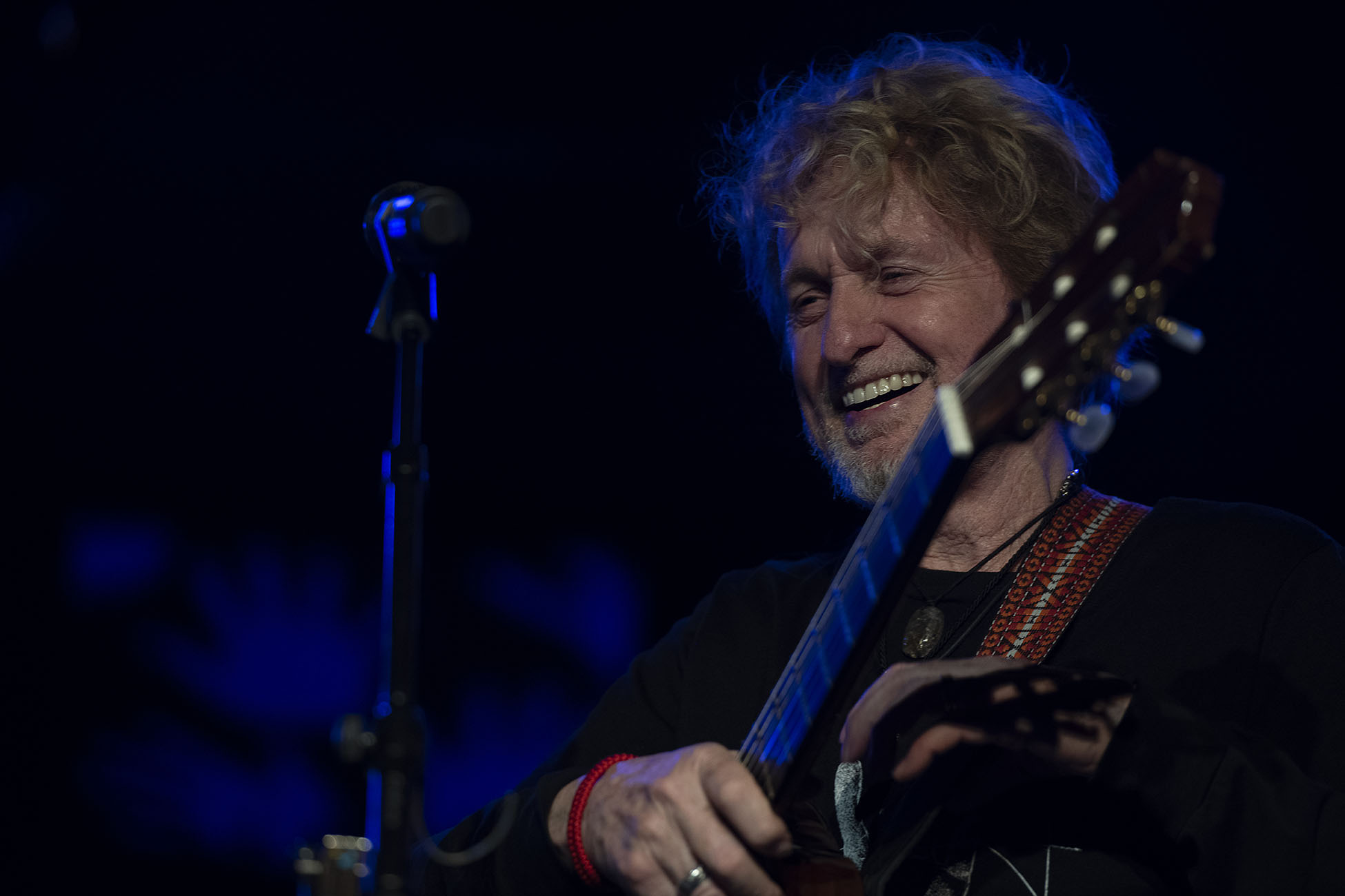 Jon Anderson at the Tupelo Music Hall, April 7, 2019
