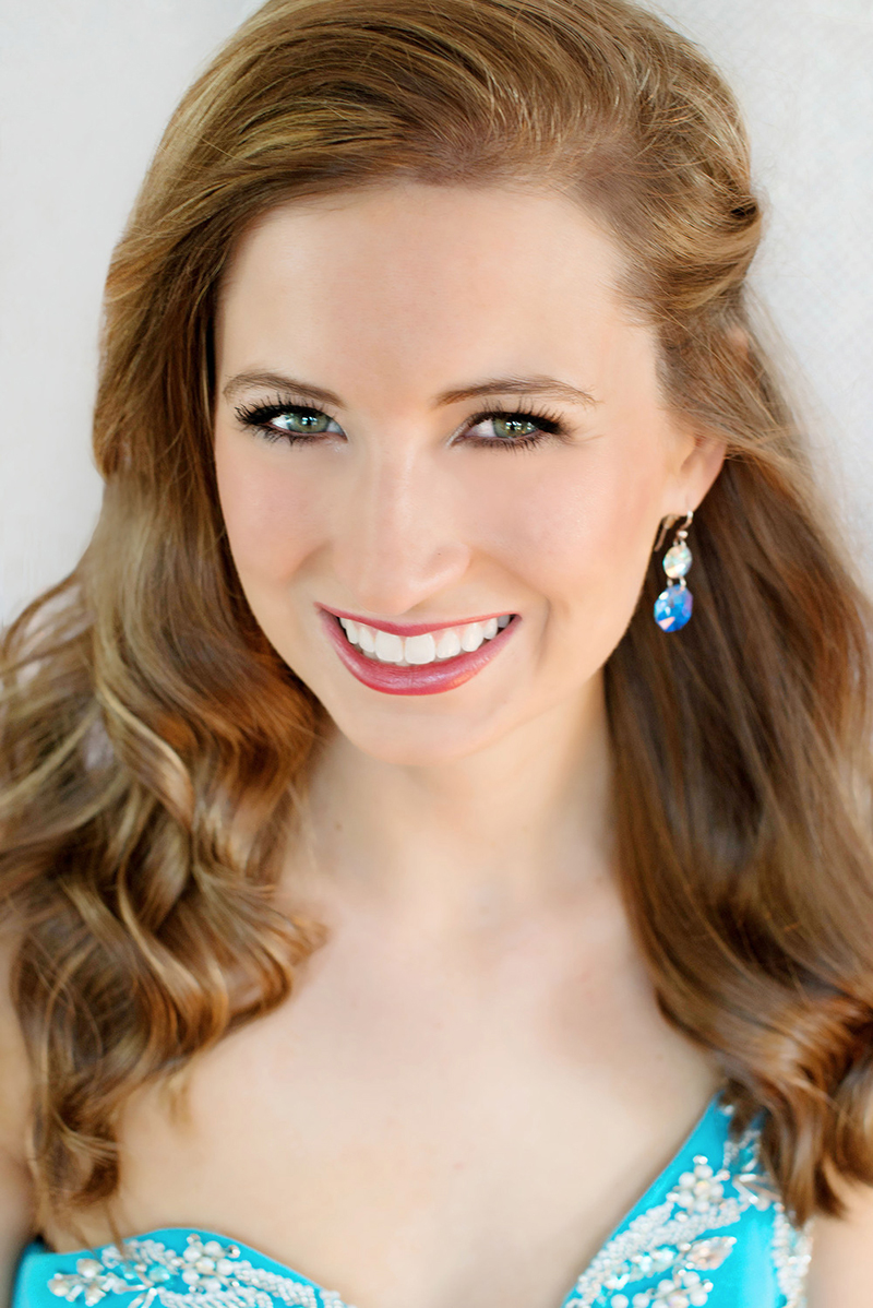 Lauren Kuhn, Miss Massachusetts 2014.