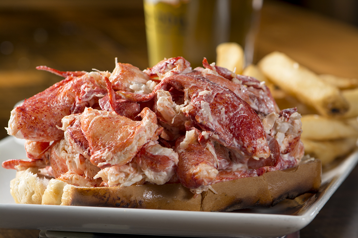 Tuckaway Tavern Lobster Roll