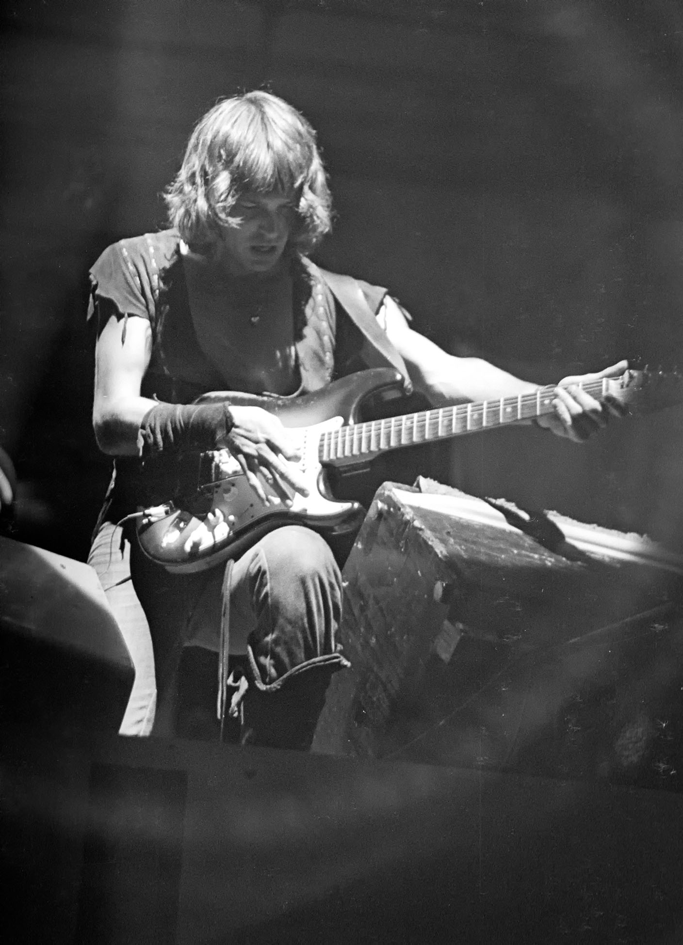 Roger Fisher of Heart at Central Park, New York City, August 22nd, 1977
