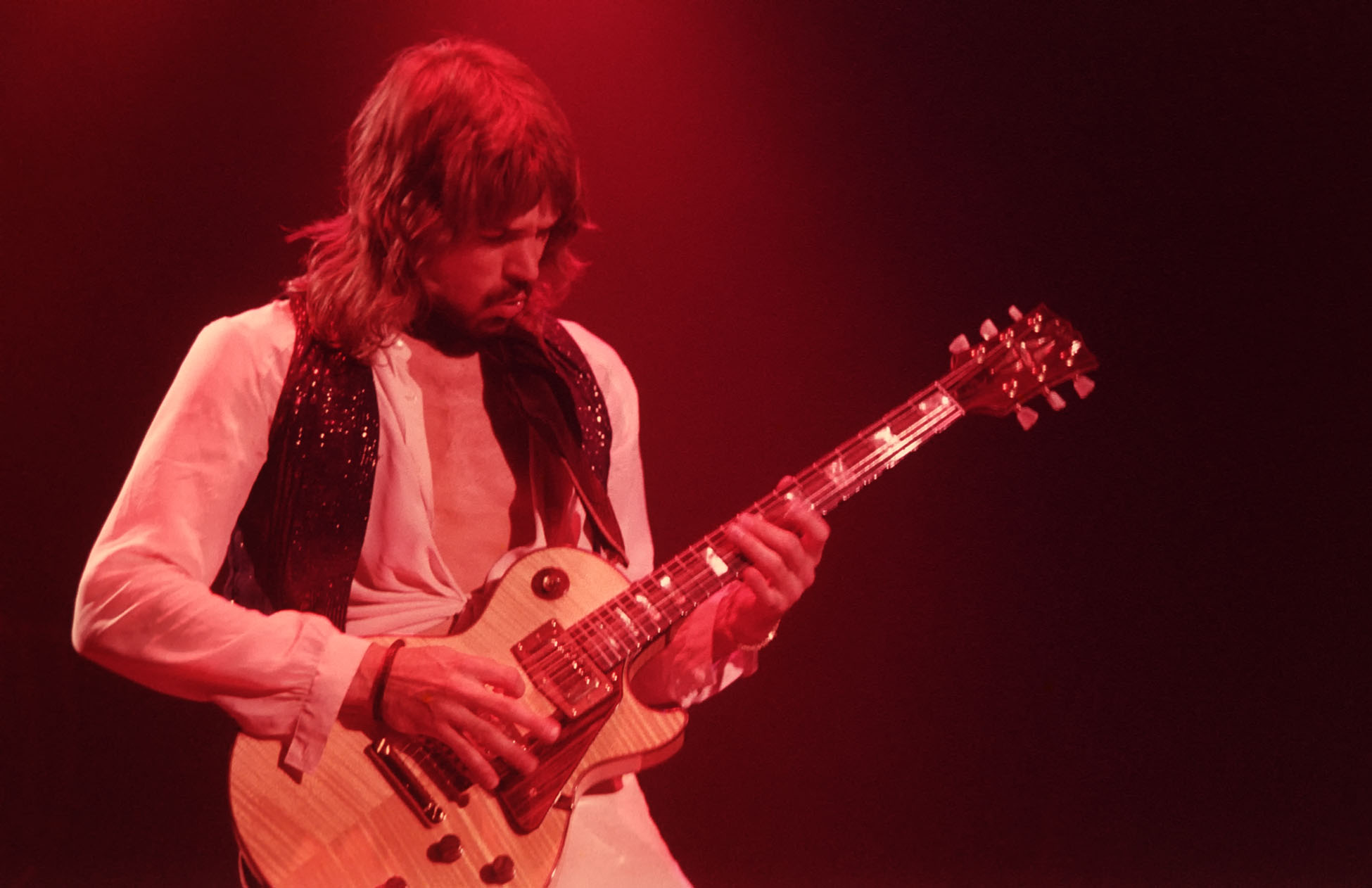 Roger Fisher of Heart