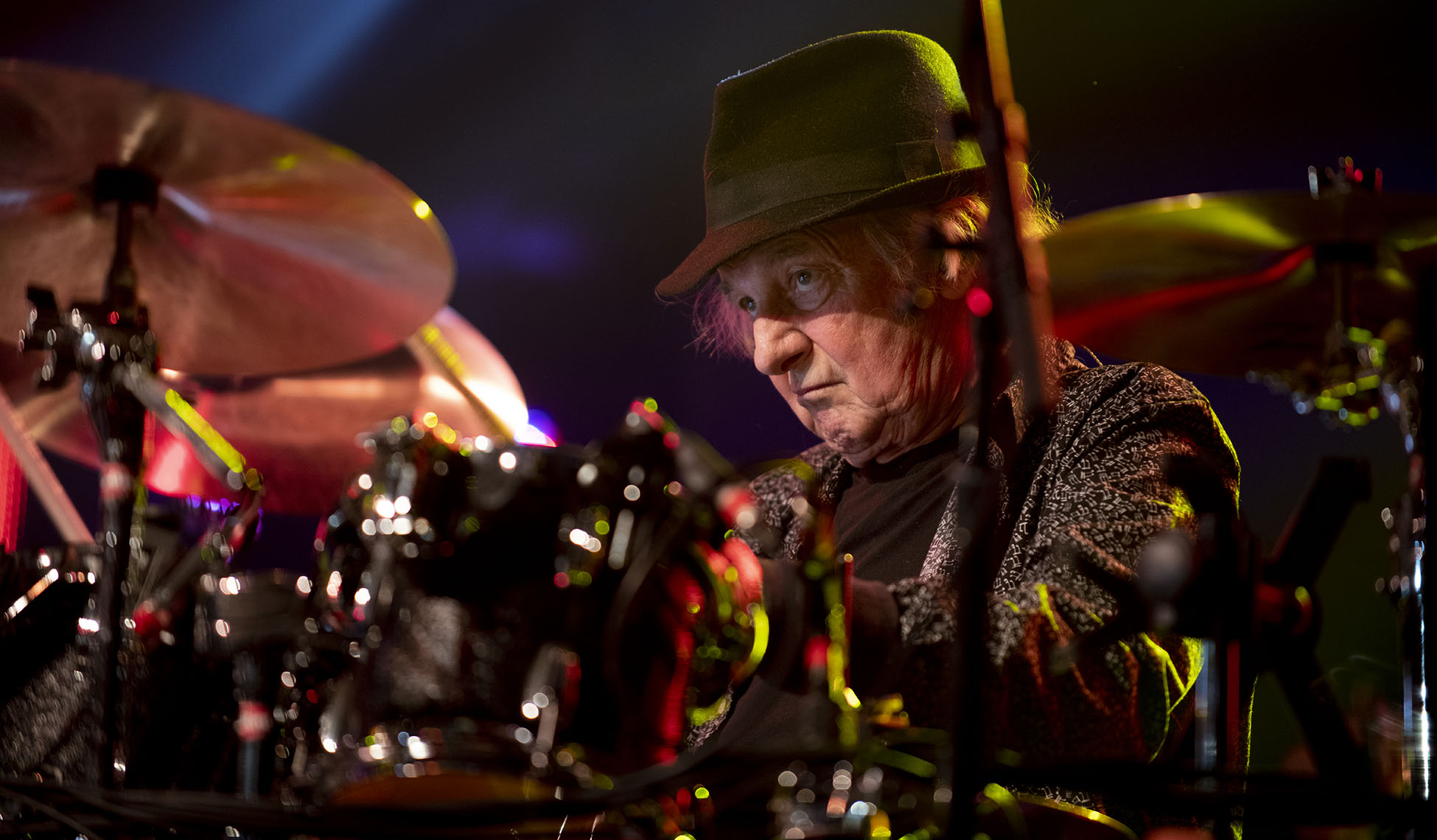 Alan White, Drummer of Yes