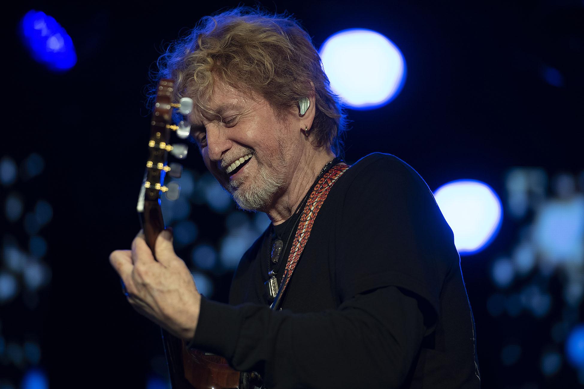 Jon Anderson at the Tupelo Music Hall, April 7, 2019