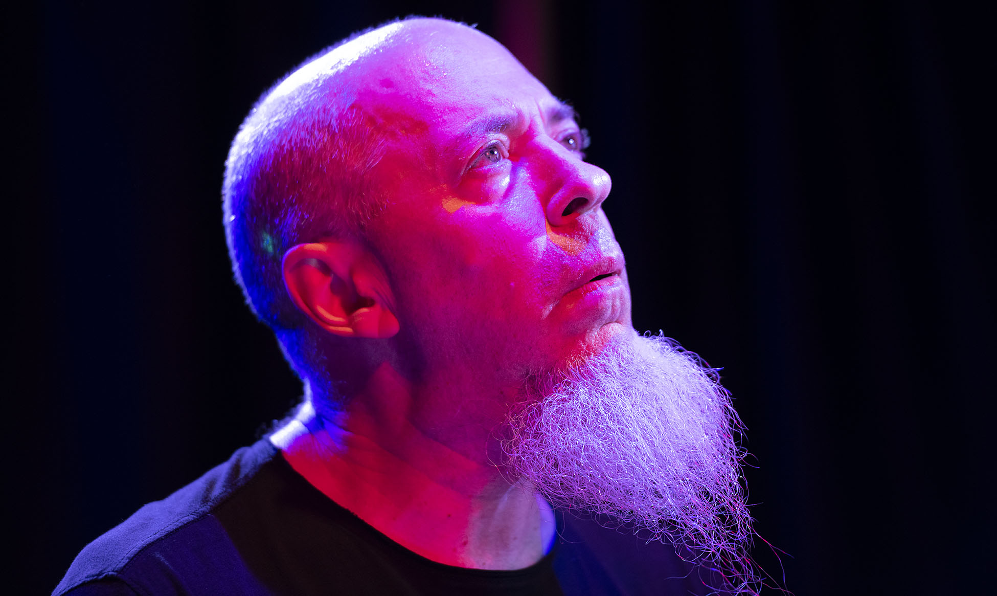 Jordan Rudess at the LoFaro Center of the Performing Arts, August 17, 2019