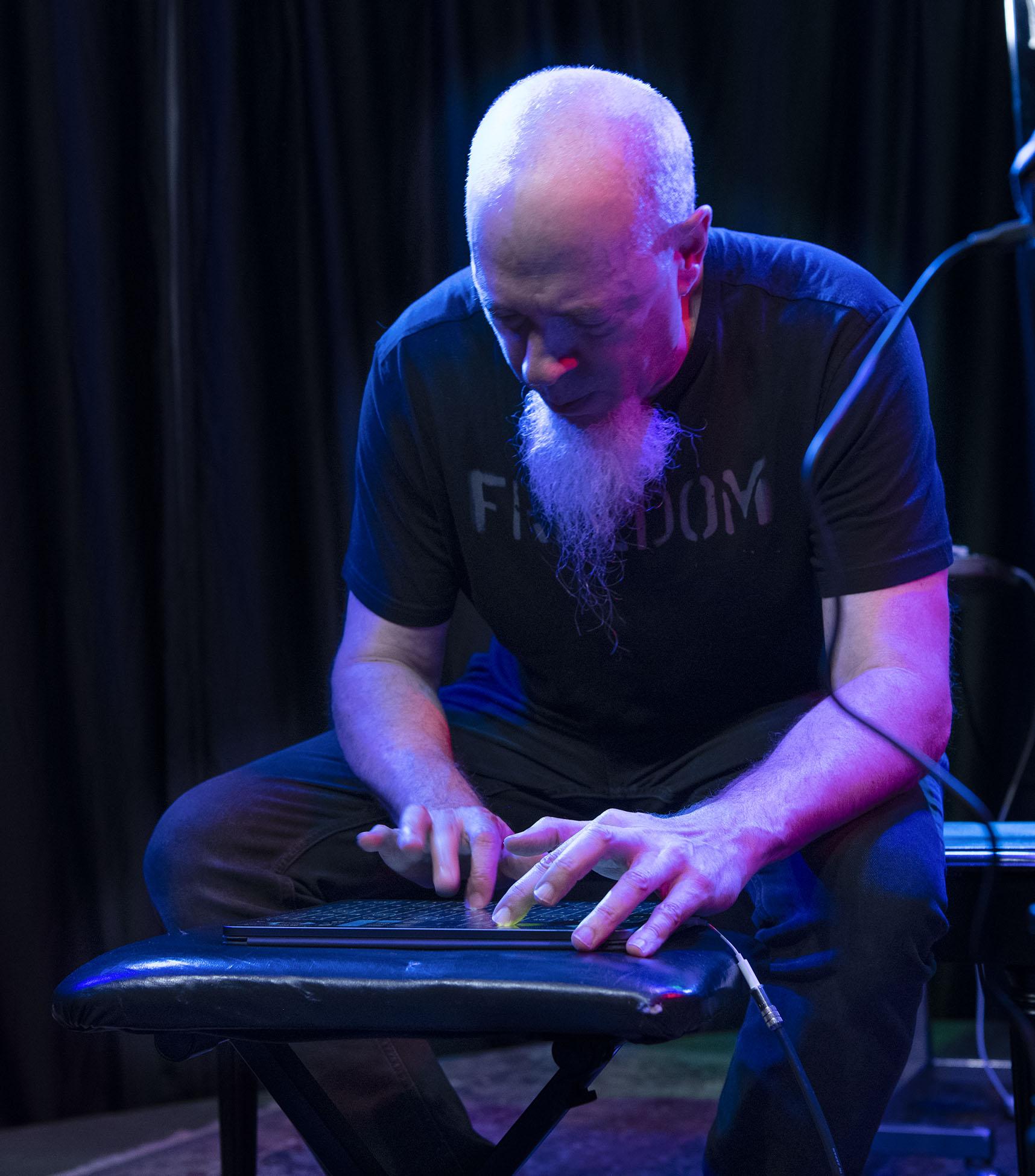 Jordan Rudess at the LoFaro Center of the Performing Arts, August 17, 2019